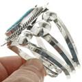 Native American Sterling Cuff Bracelet 25138