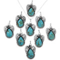 Variations in Turquoise Stones 29438