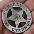 Heroes of the West Replica Badge 29184