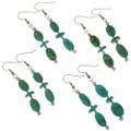 Navajo Dangle Earrings 28304