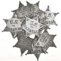 Marshal Tin Star Replica Badges 28996