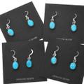 Native American Turquoise Earrings 28458