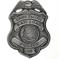 Union Pacific RR Police Badge 29163