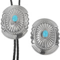 Turquoise Western Bolo Tie 22586