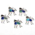 Navajo Turquoise Tie Tack 15381