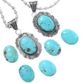 Variations in Turquoise 25550