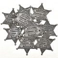 Heroes Of the West Badge 29006