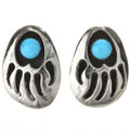 Bear Paw Post Earrings 28595