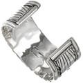 Navajo Sterling Bracelet 29207