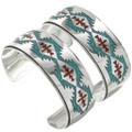 Native American Western Turquoise Bracelet 29505