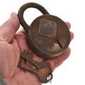 Old Rusty Padlock 15372