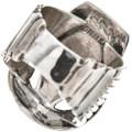 Sterling Silver Southwest Mens Rings 29768