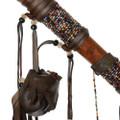 Medicine Bag Peace Pipe 27769
