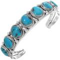 Bisbee II Turquoise Bracelet 27878