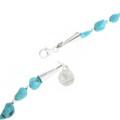 Genuine KIngman Turquoise Necklace 24999