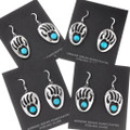 Kingman Turquoise Earrings 28543