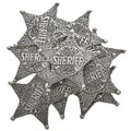 Heroes of the West Badge 29011