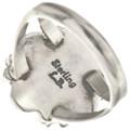 Native American Silver Ladies Ring 28596