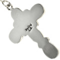 Navajo Cross and Charm Necklace 29241