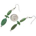 Traditional Turquoise pueblo Earrings 29824