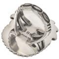 Native American Sterling OOAK Ring 29843