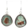 Nevada Turquoise Dangle Earrings 29861