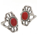 Ladies Navajo Coral Jewelry 29870