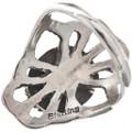 Silver Native American Ladies Ring 29870