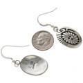 Navajo Sterling Earrings 29938