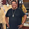 Calvin Peterson Navajo Silversmith 29940