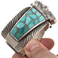 Fish Scale Pattern Turquoise 29949