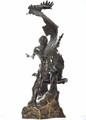 """The Soaring Spirits"" Bronze Sculpture 29963"