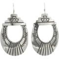 Tommy Rose Singer Handmade Sterling Silver Earrings 30050