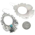 Tommy Rose Singer Sterling Silver Earrings 30057