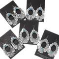 Navajo French Hook Dangle Earrings 30057