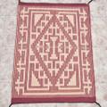 Navajo Raised Outline Wool Rug 30073