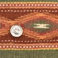 Navajo Hand Woven Rug by Emma Rean 30094