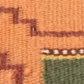 Original Handmade Finely Woven Wool Rug 30094