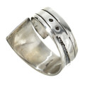 Wrap Around Sterling Silver Ring 30109