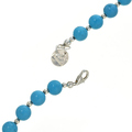 Blue Turquoise Necklace 30114