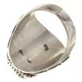 Navajo Ring Handmade Sterling Silver 30127