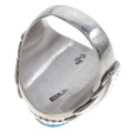 Handmade Stterling Silver Mens Ring 30132