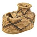 Hand Woven Papago Pima Basket 30151
