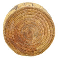 Hand Woven Natural Vintage Indian Baskets 30154