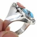 Sterling Silver Navajo Ring 30188
