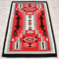 Navajo Wool Rug By Glorilene Harrison 30232