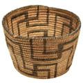 Vintage Pima Papago Indian Basket 30262