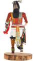 Vintage Kachina Doll Hopi Redhawk 30289