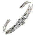 Hand Made Navajo Silver Bracelet 30292