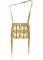 Parfleche Shoulder Bag Purse 30425